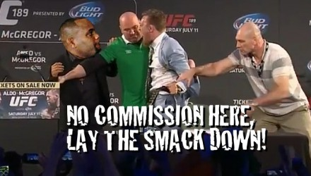 DC Lay Smack Down on McGregor 750