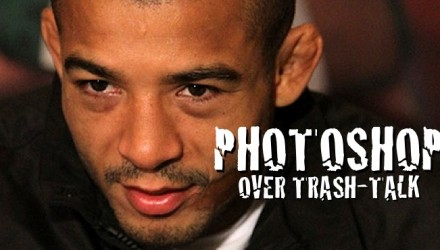 JOSE ALDO PHOTOSHOP