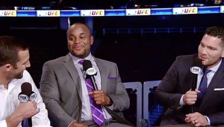 Rockhold, Cormier and Weidman on FOX