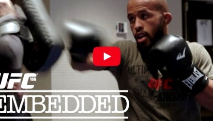 UFC 186 Embedded Ep 2