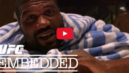 UFC 186 Embedded Ep 3