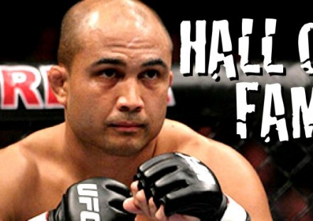 BJ Penn Hall of Fame 750