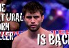 Carlos Condit Natural Born Killer Back