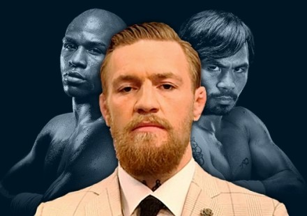 Conor McGregor Picks Mayweather-Pacquiao