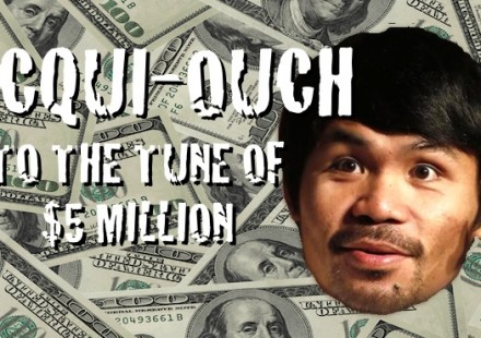 MANNY PACQUIAO SUED