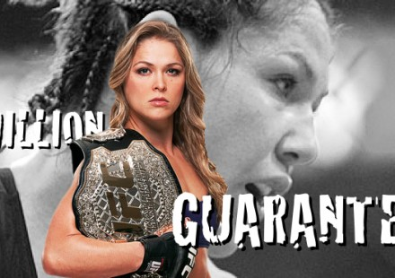 ROUSEY CYBORG 2 MILLION