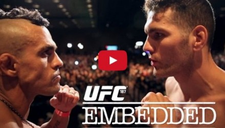 UFC 187 Embedded Ep 6