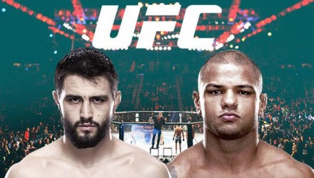 UFC FN 67 Condit vs Alves analytics 750