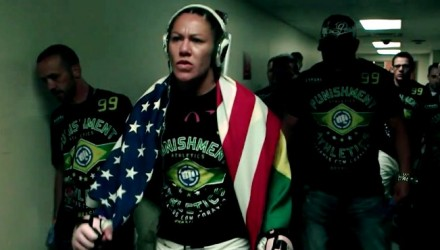 Cris Cyborg Walkout Invicta 750