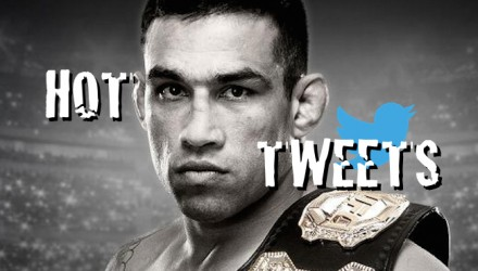 FABRICIO WERDUM HOT TWEETS