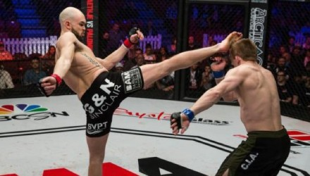 Mark Drummond WSOF