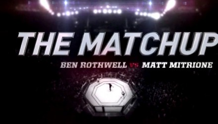 Rothwell vs Mitrione the Matchup