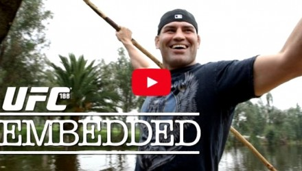 UFC 188 Embedded Ep 1