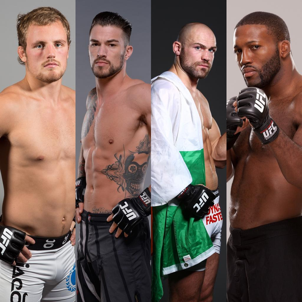 UFC 189 shuffle-Nelson, Thatch, Howard, Pendred