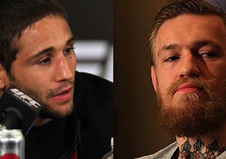 chad mendes conor mcgregor