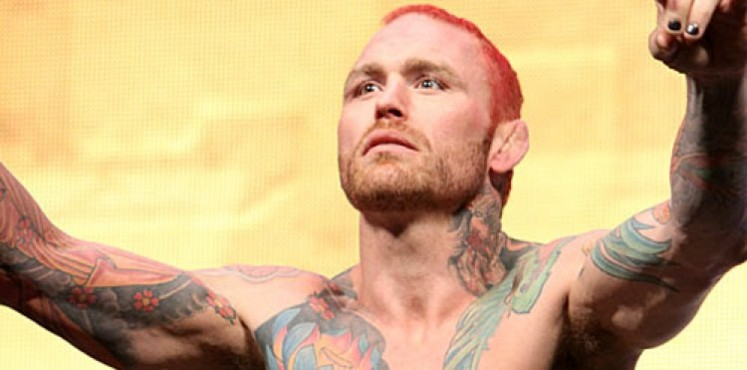 Chris Leben Arrested On Several Charges; Denies Estranged