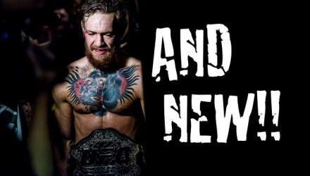 Conor McGregor UFC 189 AND NEW