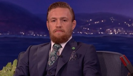 Conor McGregor on Conan v2 750