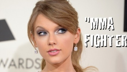TAYLOR SWIFT DOES MMA