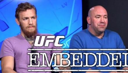 UFC 189 Embedded Ep 1