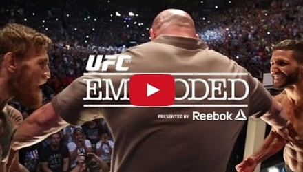 UFC 189 Embedded Ep 9