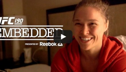 UFC 190 Embedded Ep 2