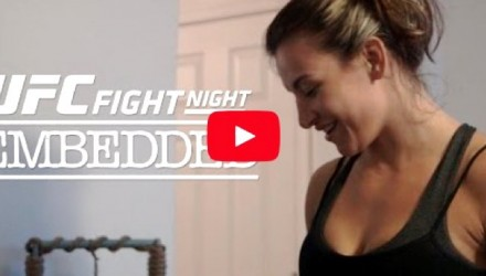 UFC on FOX 16 Embedded Ep 2 750