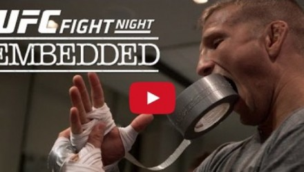 UFC on FOX 16 Embedded Ep 3 750