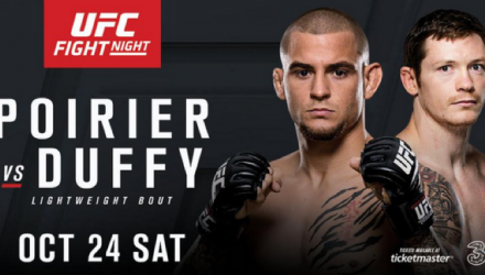 UFN Dublin Poirier vs Duffy