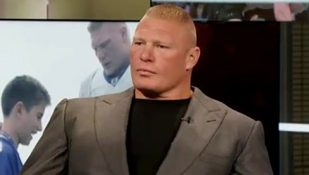 Brock Lesnar Sportscenter