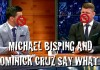Cruz and Bisping Say What