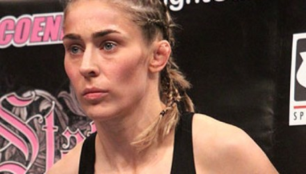 Marloes Coenen-Strikeforce Ohio