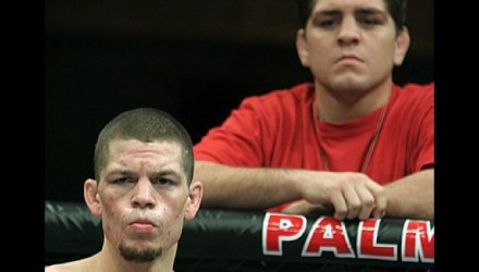 Nate and Nick Diaz - Diaz Brothers