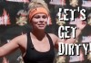 Paige VanZant Get Dirty