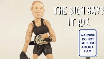 RONDA ROUSEY CLAYMATION