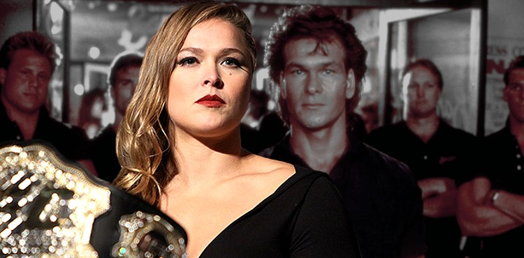 Ronda Rousey To Star In Remake Of Patrick Swayze Movie Road House