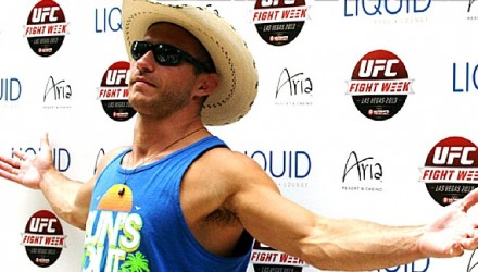Donald Cerrone - UFC 162 Pool Party