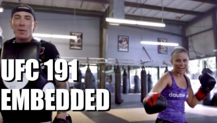 UFC 191 Embedded Ep 2