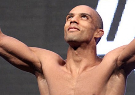 Edson Barboza - UFC weigh-in