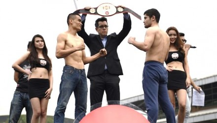 MIMMA 3 Belt Weigh-ins