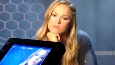 Ronda Rousey FOX NFL Sunday
