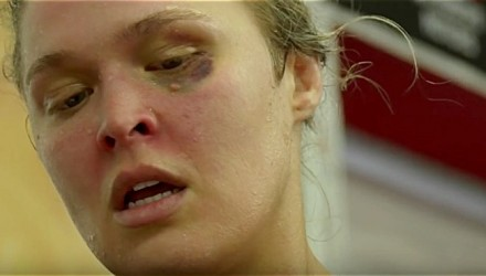 Ronda Rousey UFC 193 Training
