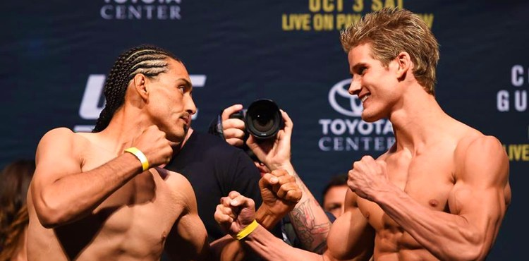 Trevino vs Northcutt UFC 192