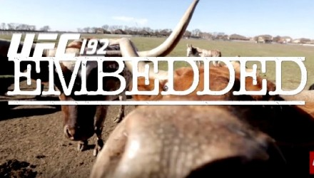 UFC 192 Embedded Ep 2