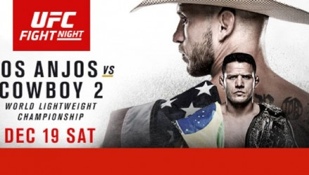 UFC on FOX 17 dos Anjos vs Cowboy 2