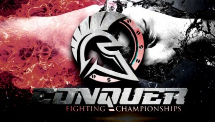 Conquer Fighting Championships Logo 750