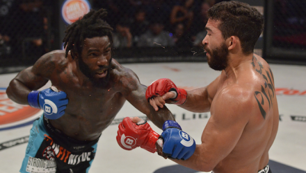 Bellator 145 Results