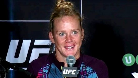 Holly Holm UFC 193 Post 3