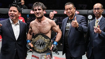 Marat Gafurov Dynasty Title Unification