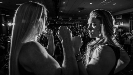 Rousey vs Holm